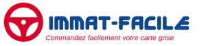 Logo Immat-facile