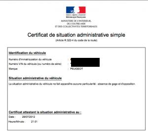 certificat-non-gage