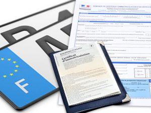 certificat immatriculation