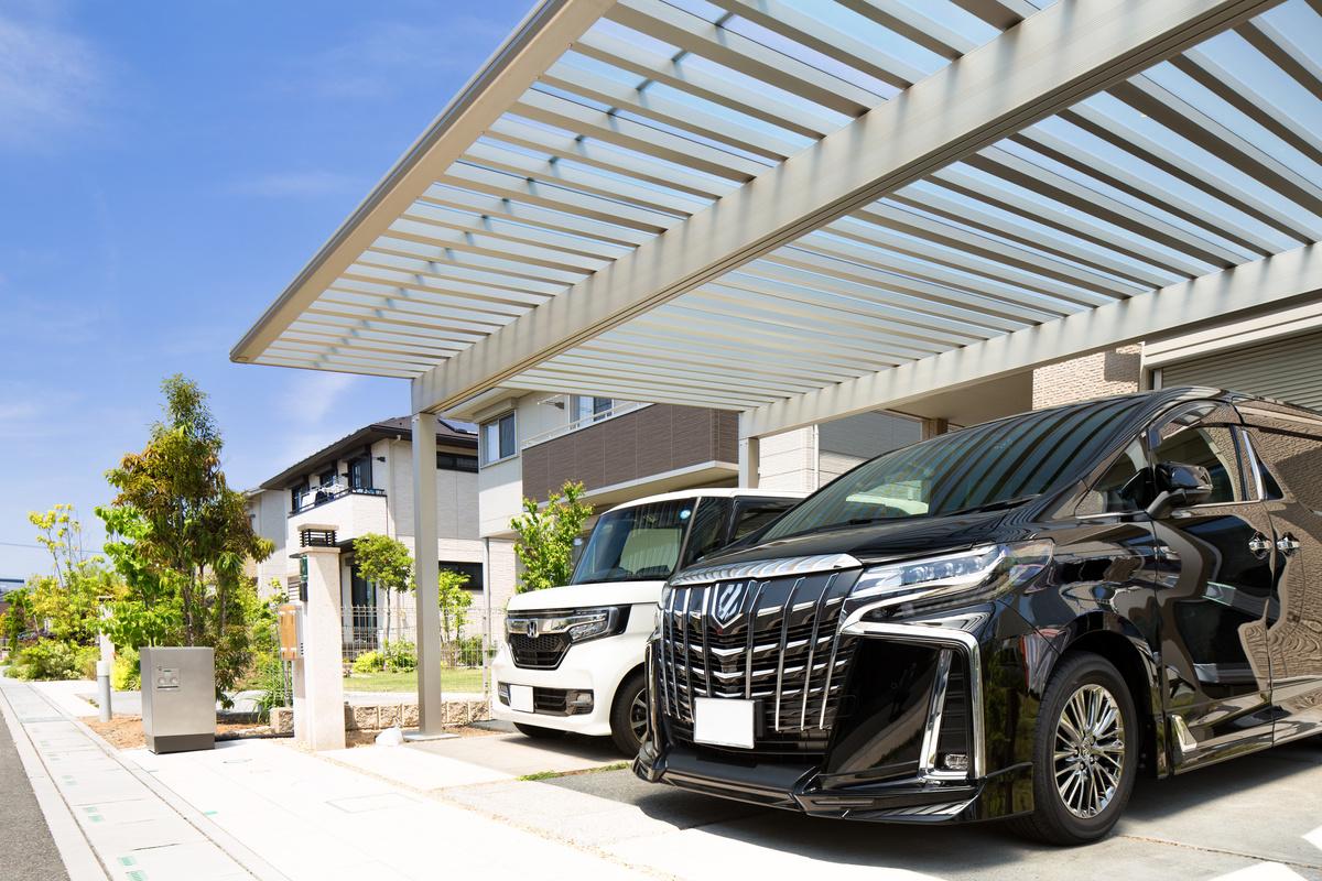 voitures japonaises ramenées en France