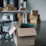 déménager une entreprise