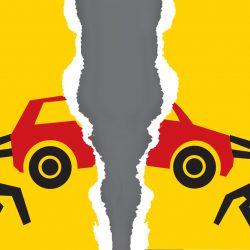 divorce et voiture