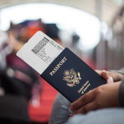 passeport étranger