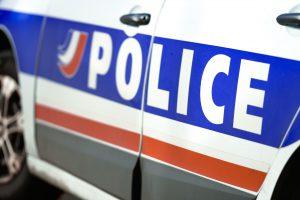 voiture de police en France