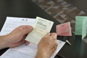 carte grise vente de véhicule certificat de cession d'un véhicule