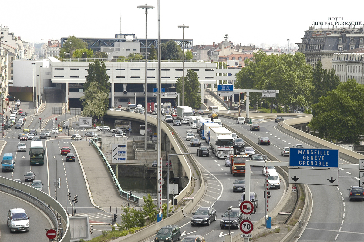 véhicules diesel interdits à Lyon